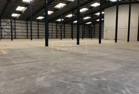 Warehouse for Sale in Jebel Ali, Dubai - Jafza North Warehouse 89600 Sqft 14 Mtrs Height near gate 4