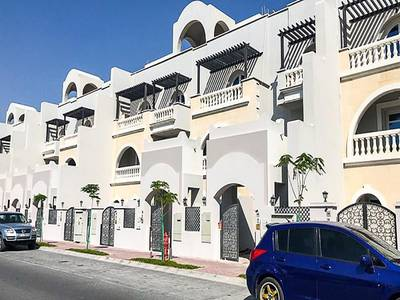 3 Bedroom Townhouse for Rent in Jumeirah Village Circle (JVC), Dubai - G+2 3BR Townhouse + Maids |Pay in 4 chqs