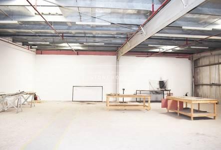 Warehouse for Sale in Dubai Investment Park (DIP), Dubai - DIP-2 G+M Commercial Warehouse 45000 Sqft Option to Rent