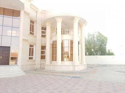 Brand New !!! Marvelous 10 BR Villa In Shakhbout City