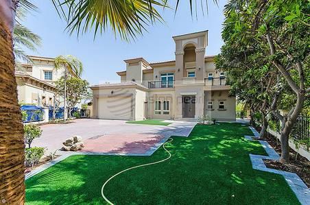 4 Bedroom Villa for Sale in Jumeirah Islands, Dubai - Maintained Costa Del Sole