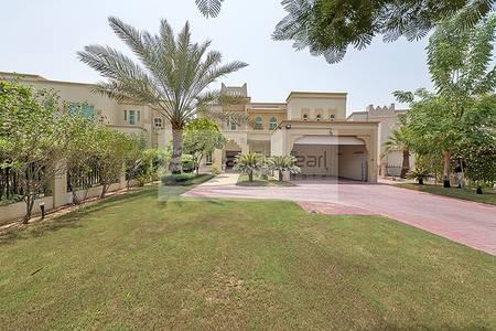 4 Bedroom Villa for Sale in Jumeirah Islands, Dubai - Community View Top Location Garden Hall