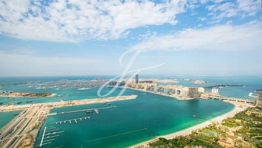 1 Bedroom Flat for Rent in Dubai Marina, Dubai - Sea View - Mid Floor - Furnished - 1 BR
