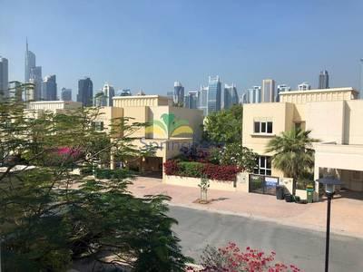 4 Bedroom Villa for Sale in The Meadows, Dubai - Vacant Type D Villa in Meadows Phase 1