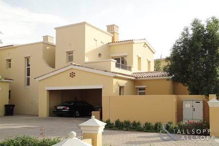 3 Bedroom Villa for Rent in Arabian Ranches, Dubai - Corner plot | 4 Bedroom Villa | Landscaped