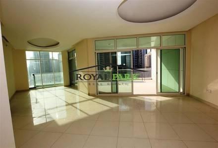 3 Bedroom Apartment for Sale in Dubai Marina, Dubai - Three Bedroom  +Maid + Balcony in Dubai Marina