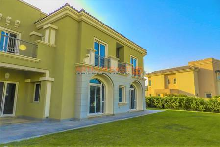 5 Bedroom Villa for Rent in Dubai Sports City, Dubai - Type B1   FULL GOLF COURSE VIEW   CARMEN
