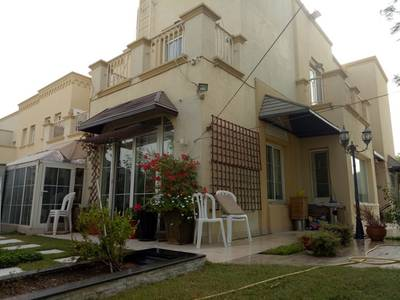 3 Bedroom Villa for Rent in The Springs, Dubai - Spring 9 Type 2E UPGRADE TO 4BED, maids Study Nice Location,