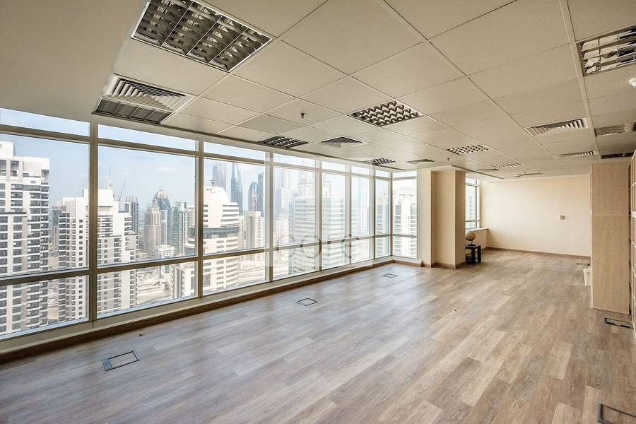 Fitted Office | High Floor | Natural Light