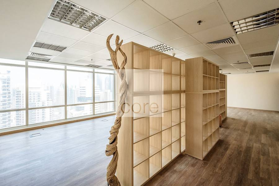 2 Fitted Office | High Floor | Natural Light