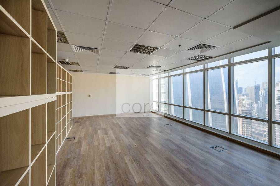 10 Fitted Office | High Floor | Natural Light