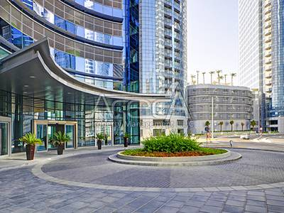 Office for Sale in Al Reem Island, Abu Dhabi - Great Deal for Investment! Own A Core & Shell Office Space! Addax Tower!