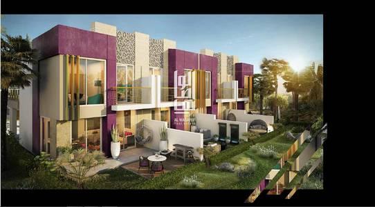 3 Bedroom Villa for Sale in Akoya Oxygen, Dubai - Best offer luxurious design by  Cavalli  installment in dubai land