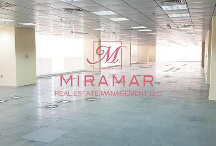 Office for Rent in Electra Street, Abu Dhabi - FULLY FITTED EASY PARKING BEST LOCATION