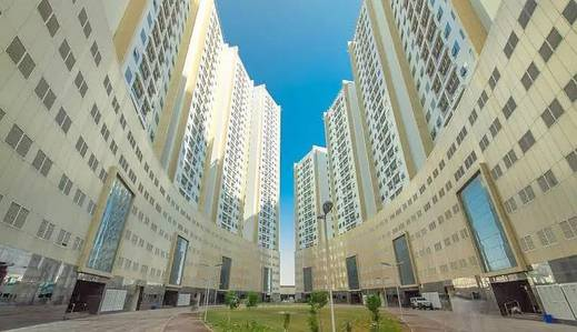 1 Bedroom Apartment for Rent in Ajman Downtown, Ajman - 1 bhk flat for rent in ajman pearl tower
