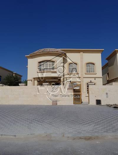 6 Bedroom Villa for Rent in Khalifa City A, Abu Dhabi - HIGH FINISHING STAND ALONE 6 MASTER BED VILLA