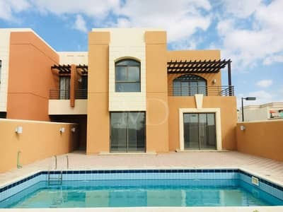 Spacious Villa with Private Pool in Mangrove Village