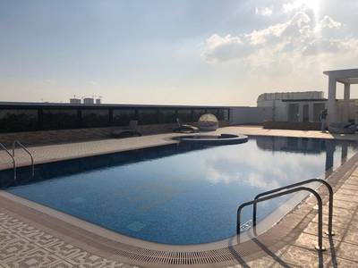 2 Bedroom Apartment for Rent in Dubai Studio City, Dubai - Brand New -Fully Furnished -Garden View - Astonishing 2 Beds