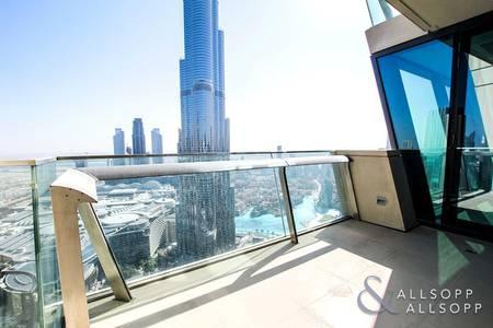 3 Bedroom Flat for Sale in Downtown Dubai, Dubai - Burj Khalifa View | Maid's Room | 3 Bedroom