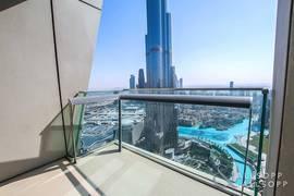 شقة في برج فيستا 1 برج فيستا وسط مدينة دبي 3 غرف 4100000 درهم - 3698947