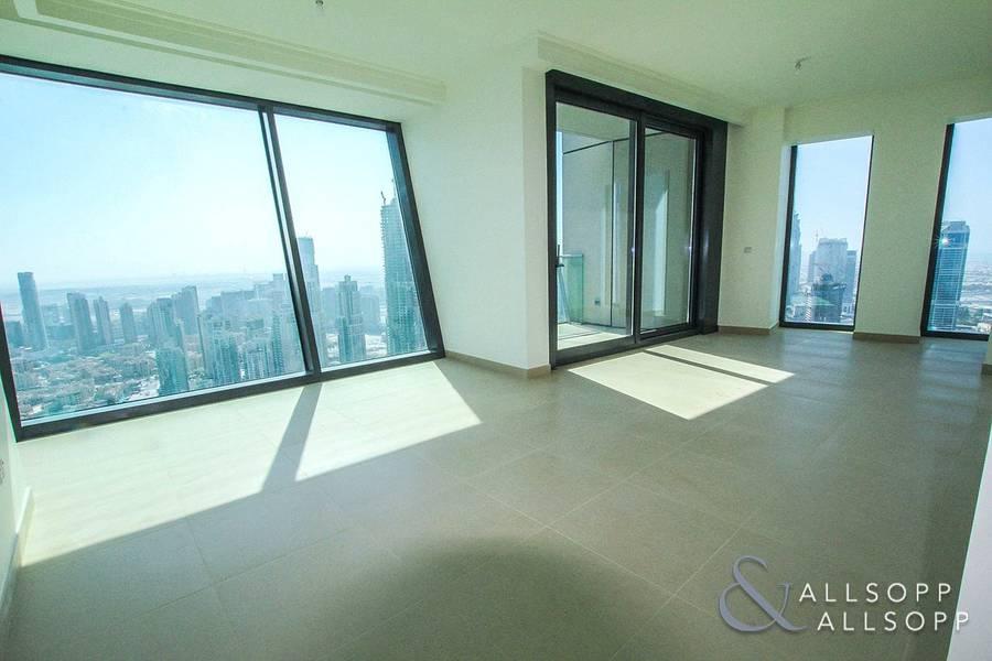 2 Burj Khalifa View | Maid's Room | 3 Bedrooms
