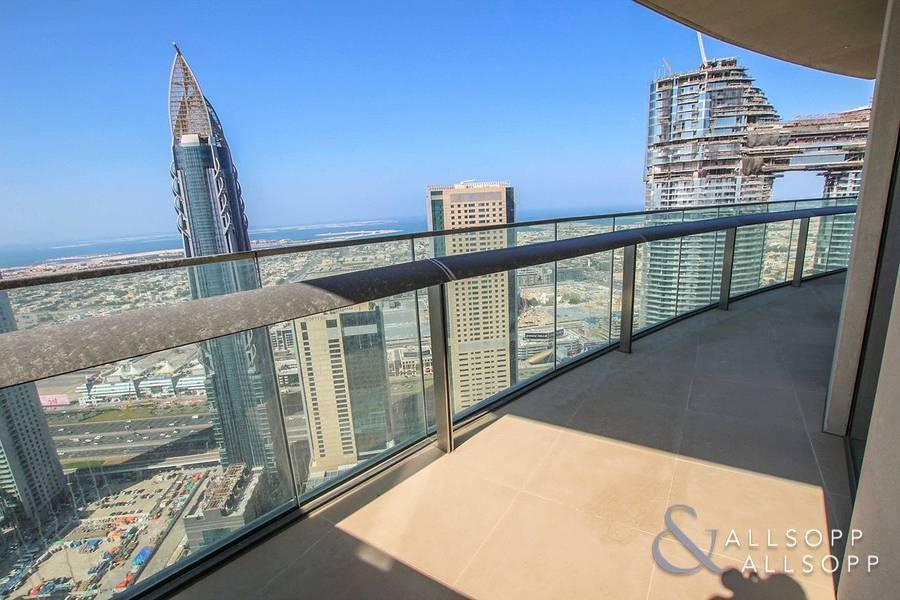 Sea Views | High Floor | Vacant | 2 Bed