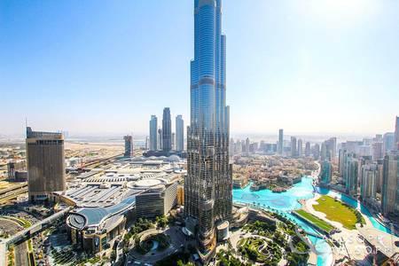 3 Bedroom Apartment for Sale in Downtown Dubai, Dubai - Burj Khalifa View | Vacant | 3 Bedroom