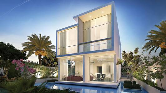 3 Bedroom Villa for Sale in Dubailand, Dubai - - A limited offer villa with the cheapest price, big size and a privileged location