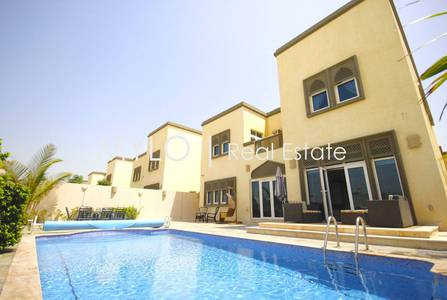 3 Bedroom Villa for Sale in Jumeirah Park, Dubai - D8 | 3 bed + maid Regional |back to back