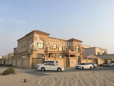 5 Bedroom Villa Compound for Sale in Shakhbout City (Khalifa City B), Abu Dhabi - 5 Villa Compound in Shakhbout - Investment