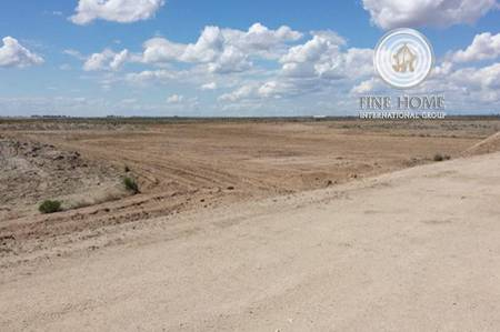 Plot for Sale in Mohammed Bin Zayed City, Abu Dhabi - Commercial Land in Zayed City