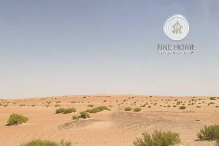Plot for Sale in Shakhbout City (Khalifa City B), Abu Dhabi - Great Residential land in Shakhbout City