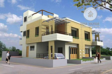 7 Bedroom Villa for Sale in Al Shamkha, Abu Dhabi - 7 BR Villa on Main street in Al Shamkha.