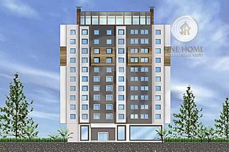 Building for Sale in Al Nahyan, Abu Dhabi - Nice Building In Al Nahyan Camp_Abu Dhabi