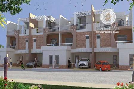 6 Bedroom Villa for Sale in Al Shamkha, Abu Dhabi - 2 Villas Compound in Al Shamkha_Abu Dhabi