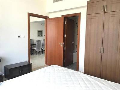 1 Bedroom Flat for Rent in Dubai Sports City, Dubai - 1BHK FULLY FURNISHED WITH OPEN VIEW AND GOOD APARTMENT READY TO MOVE IN ONLY IN 48K