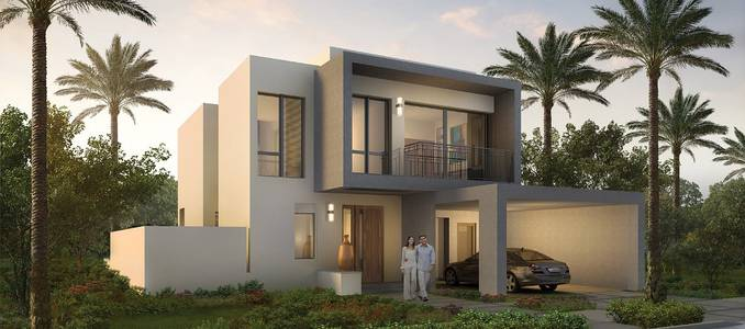 4 Bedroom Villa for Sale in Umm Suqeim, Dubai - Your villa is located in the center of Dubai next to Mall of the Emirates and on Umm Suqeim Street