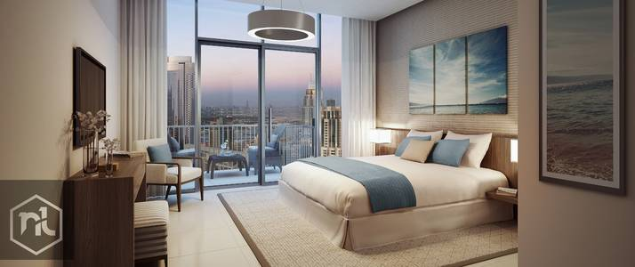 1 Bedroom Apartment for Sale in Downtown Dubai, Dubai - 1 Bed apt work and thrive in the bustling Centre of Dubai