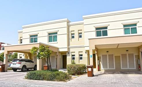 2 Bedroom Townhouse for Rent in Al Ghadeer, Abu Dhabi - Two Bed Room Town house w/ Tawtheeq!