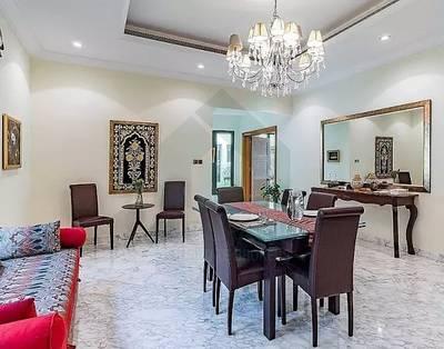 6 Bedroom Villa for Rent in Palm Jumeirah, Dubai - Skyline View | Private  Pool | Signature Villa | Palm