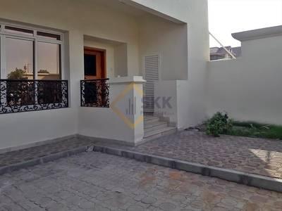3 Bedroom Villa for Rent in Khalifa City A, Abu Dhabi - Pvt Entrance Villa |Huge majlies| Garden