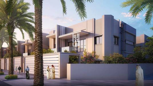 2 Bedroom Townhouse for Sale in Mohammad Bin Rashid City, Dubai - OWN your villa in Al maydan with 20% down payment ..