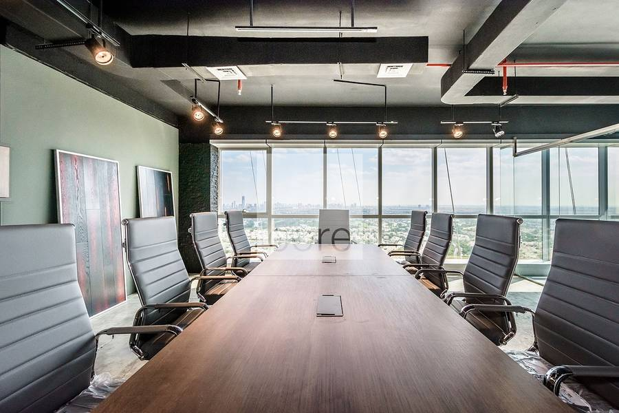 2 Fitted Office | High Floor | DMCC Freezone