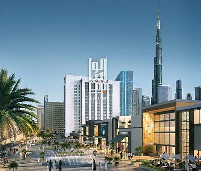 Hotel Apartment for Sale in Downtown Dubai, Dubai - Guarantee up to 8% ROI!  best choice for investment
