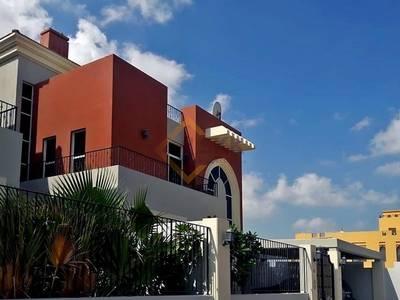 5 Bedroom Villa for Rent in Khalifa City A, Abu Dhabi - 5+M Master Bedroom villa in Compound|KCA