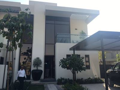 4 Bedroom Villa for Sale in Akoya Oxygen, Dubai - AMAZING OFFER (( Furnished))villa for Sale in Biggest green community in All UAE.
