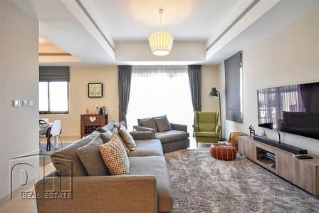 3 Bedroom Villa for Rent in Reem, Dubai - Exclusive -  Quiet Single Row - 4 Cheques
