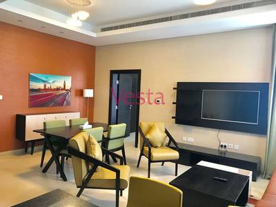 2 Bedroom Hotel Apartment for Rent in Corniche Area, Abu Dhabi - Sea view