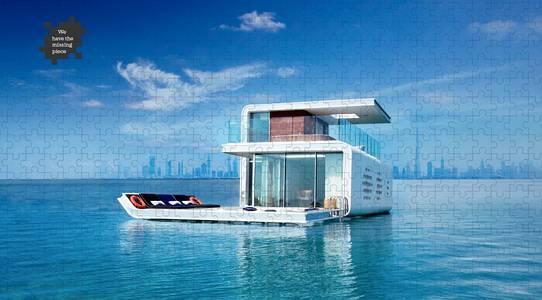 2 Bedroom Villa for Sale in The World Islands, Dubai - OWN THE MOST LUXURY SEA - HORSE VILLA !