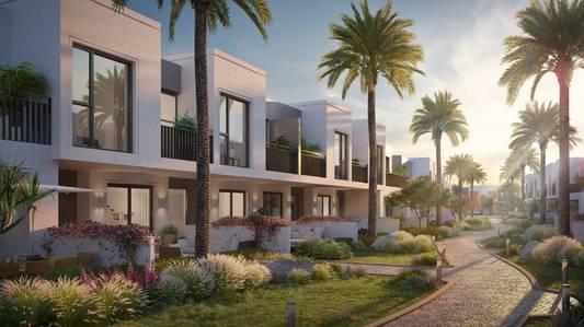 فیلا  للبيع في دبي الجنوب، دبي - فرصه حقيقيه للسكن الراقي او للاستثمار الناجح فيلا رائعه قريبه من مطار المكتوم و الاكسبو بسعر مميز